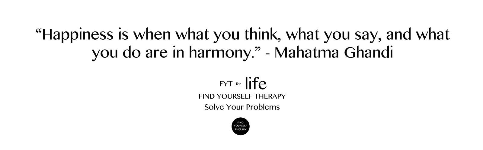 FYT Ghandi Quote banner